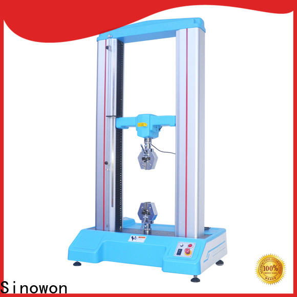 Sinowon hot selling used tensile test machine supplier for precision industry