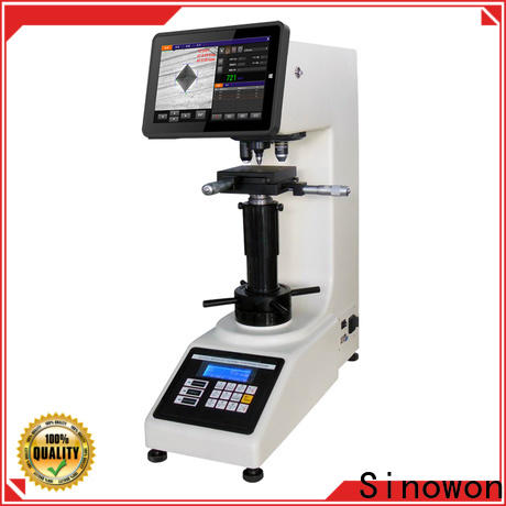 Sinowon macro portable hardness tester manufacturer for measuring