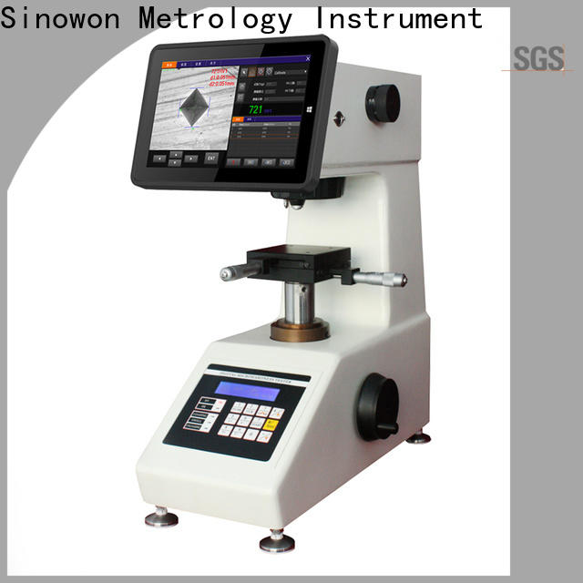 automatic micro hardness tester personalized for small parts