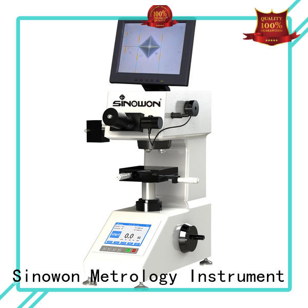 automatic micro vicker hardness tester from China for small parts