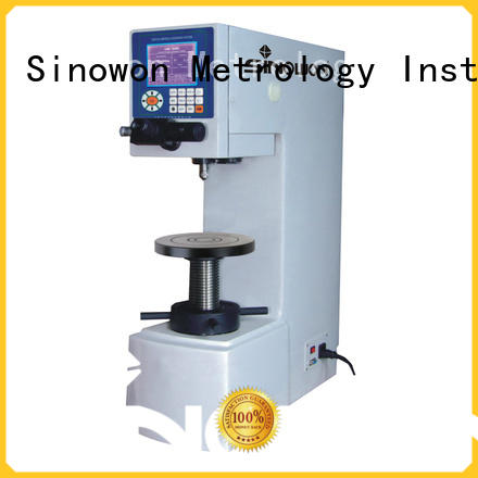 Sinowon brinell hardness test customized for cast iron