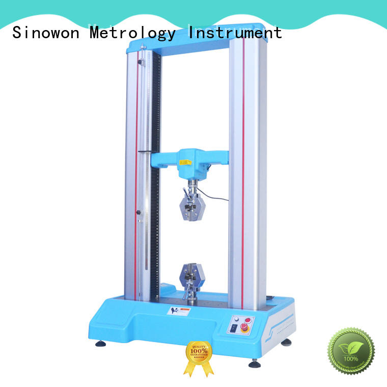 Sinowon durable tensile strength testing machine from China for industry