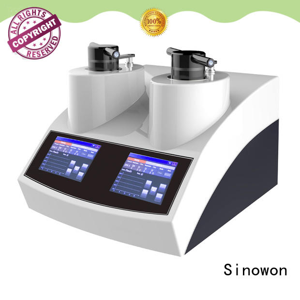 Dual Cylinder Automatic Hot Mouting Press