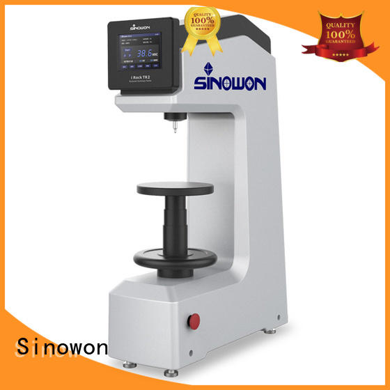 Sinowon rockwell hardness conversion from China for measuring