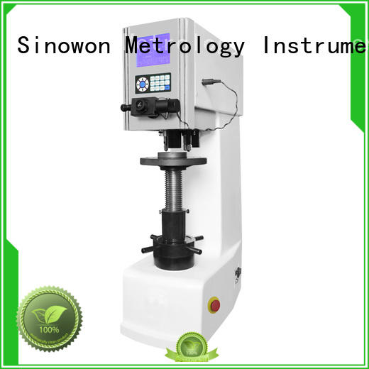 Sinowon Brand electronic digital vision brinell hardness test