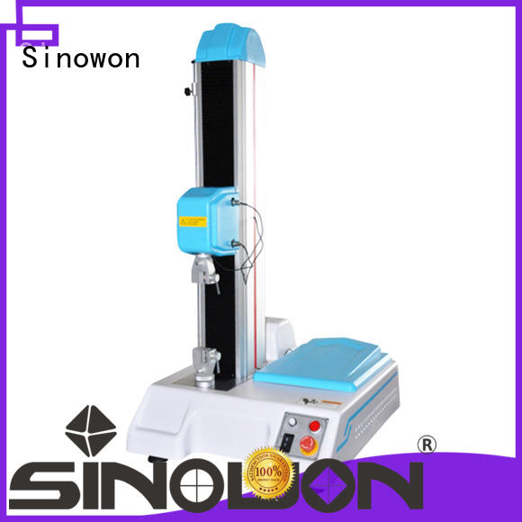 reliable tensile strength testing machine manufacturer for precision industry