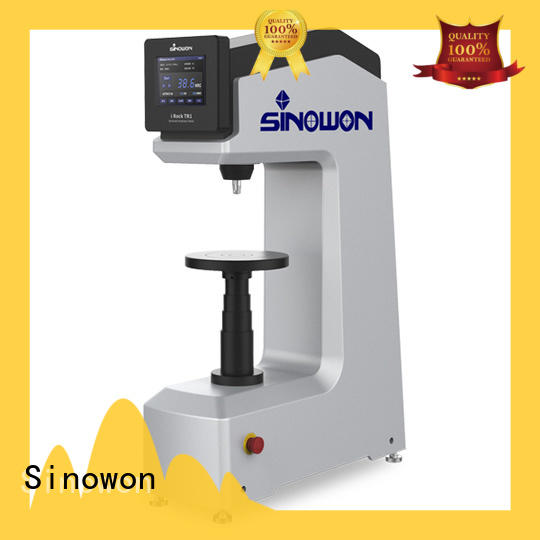 Sinowon practical types of hardness testing machine for measuring