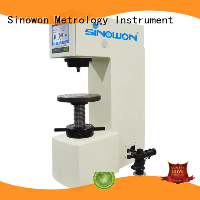 from brinell hardness testing machine from China for cast iron Sinowon