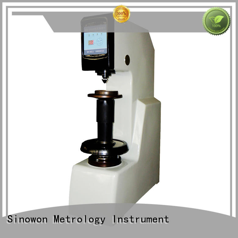 application of brinell hardness test electronic portable vision Warranty Sinowon