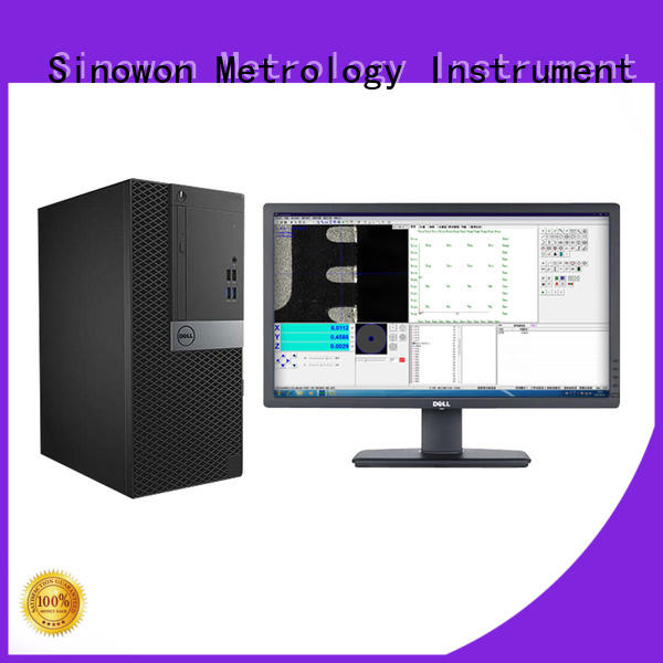 Sinowon vision software design for commercial
