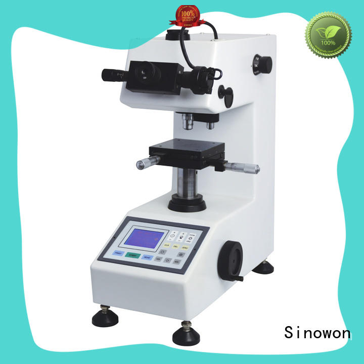 Sinowon vicker hardness tester directly sale for thin materials