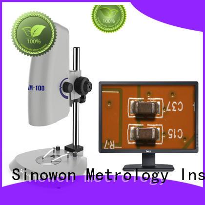 Sinowon stable professional microscope microscope for nonferrous metals