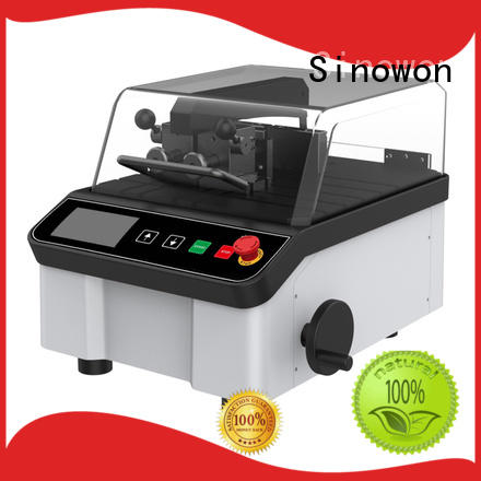 Sinowon polishing equipment design for medical devices