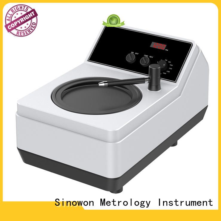 Sinowon precise metallographic equipment inquire now for LCD