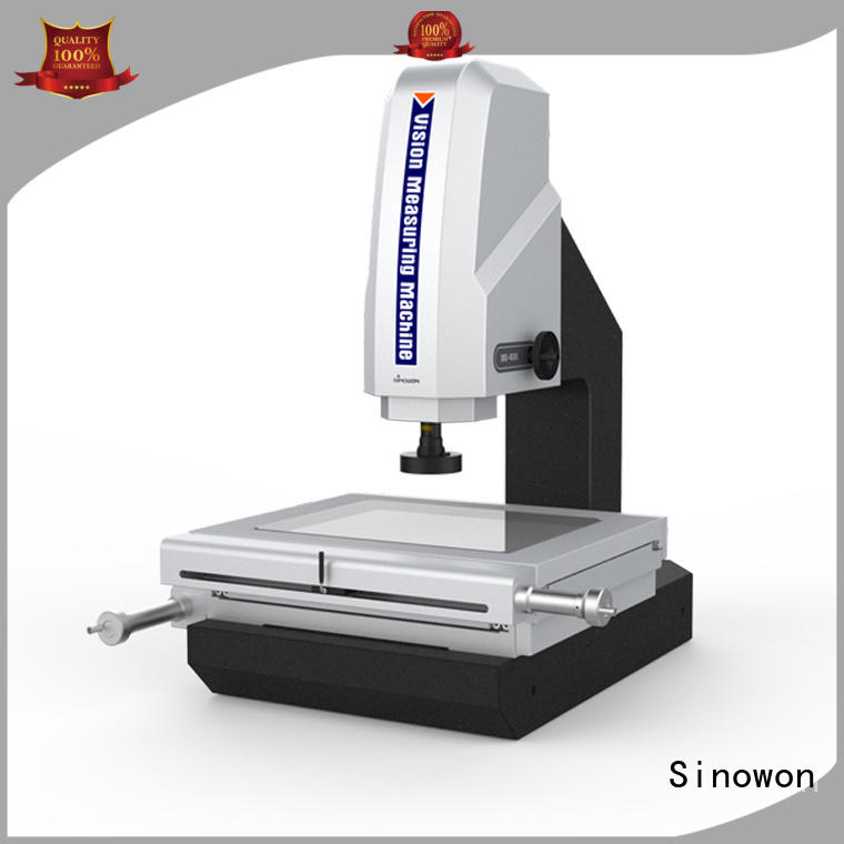 movable vmm measuring machine design for semiconductor Sinowon