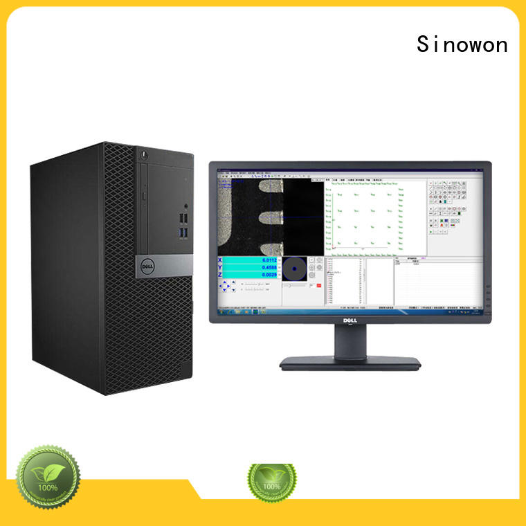 computer optical comparator service scales for soft alloys Sinowon