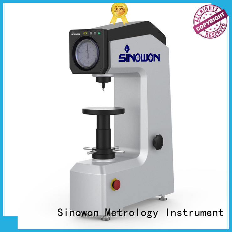 Sinowon quality rockwell hardness series for measuring