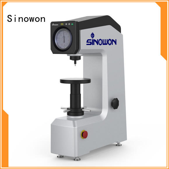 Sinowon hot selling rockwell hardness unit rockwell for small areas