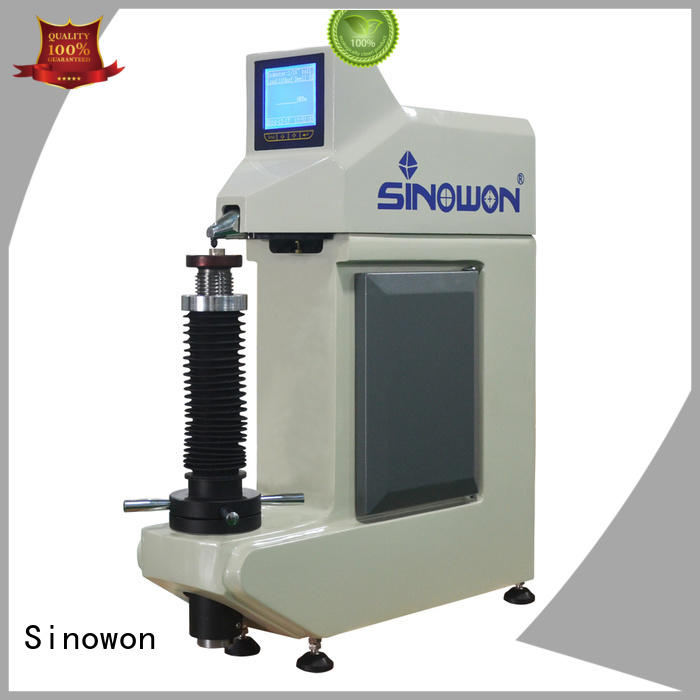 Custom digital rockwell hardness automatic calculating Sinowon