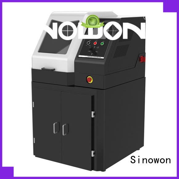 Sinowon precise metallurgical equipment factory for electronic industry