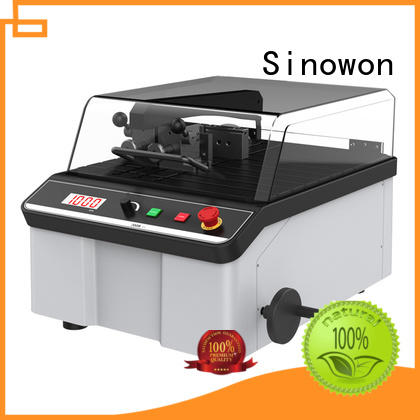 Sinowon excellent metallographic polishing inquire now for medical devices