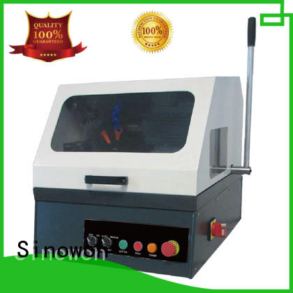 Sinowon excellent polishing equipment with good price for aerospace
