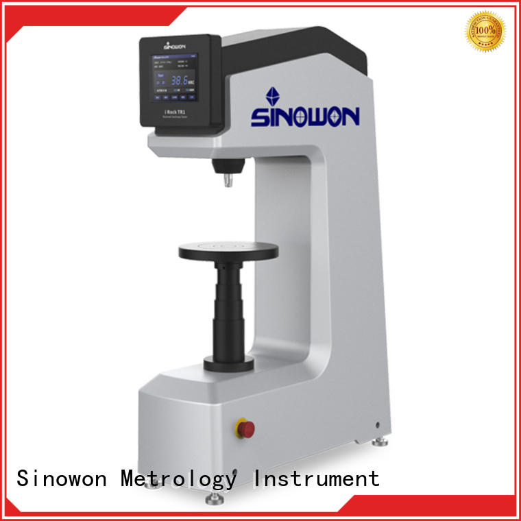 Sinowon quality rockwell hardness unit from China for measuring