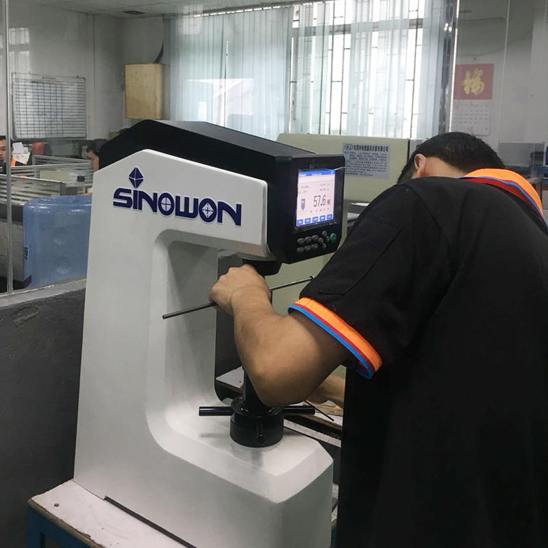 Sinowon digital rockwell hardness scale customized for thin materials-3