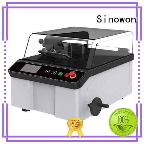grinding and polishing equipment singledouble for LCD Sinowon