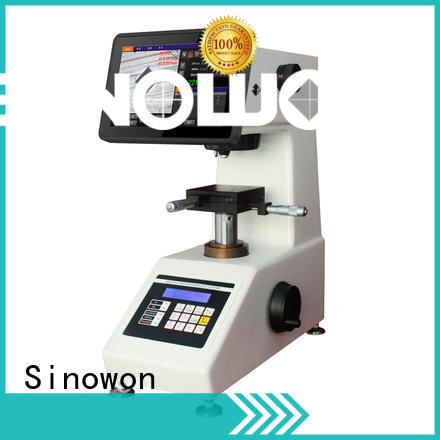 Sinowon hardness testing machine from China for thin materials