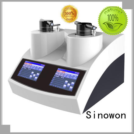 Sinowon approved metallographic equipment design for aerospace