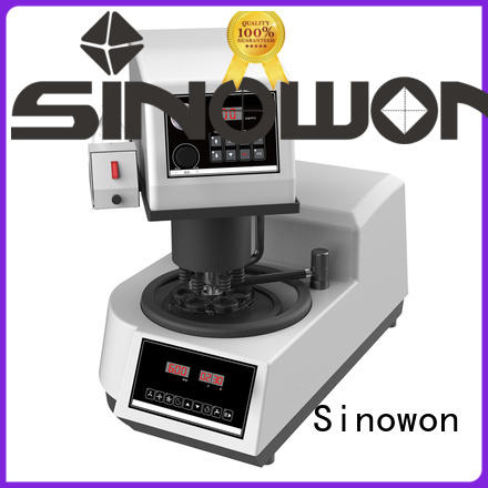 Sinowon metallographic polishing with good price for LCD