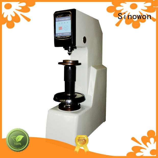 Sinowon quality brinell hardness unit directly sale for soft alloys