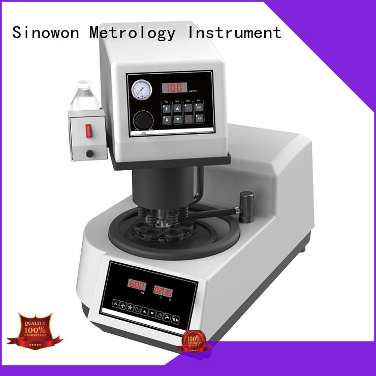 Sinowon metallographic equipment design for medical devices