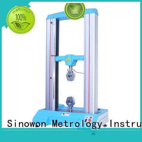 Sinowon Brand fatigue strength data analysis easily switching tensile strength machine manufacture