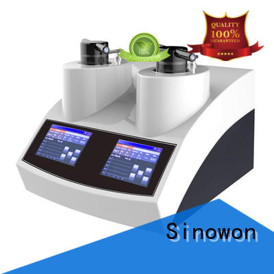 Sinowon vacuum metallurgical polishing machine factory for electronic industry