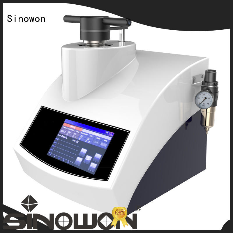 Sinowon excellent metallographic polishing design for LCD