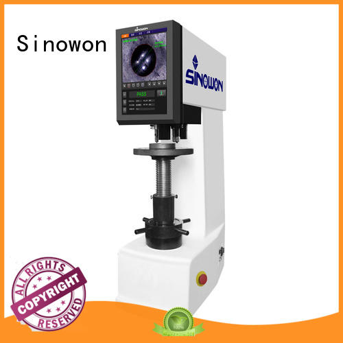 Quality Sinowon Brand measuring brinell hardness test