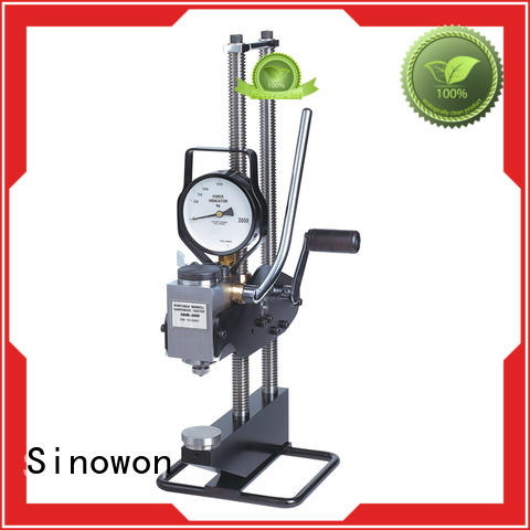 Sinowon measurement brinell hardness tester directly sale for soft alloys