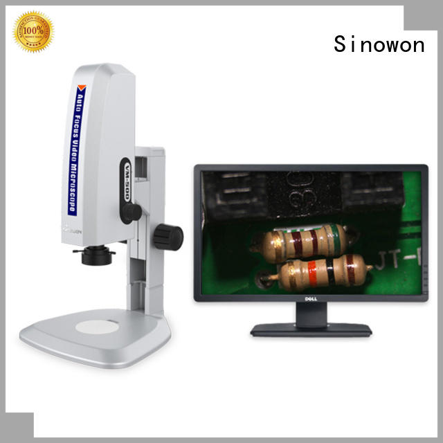 Sinowon digital microscope camera factory price for cast iron