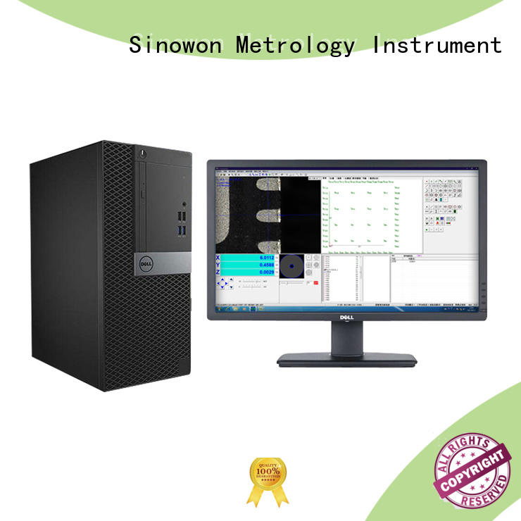Sinowon approved vision software design for commercial
