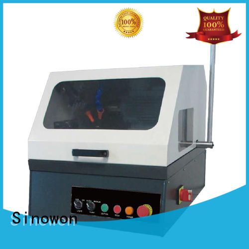 elegant grinding and polishing equipment design for aerospace Sinowon