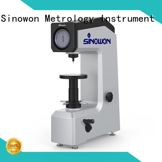 Sinowon practical rockwell hardness scale directly sale for measuring