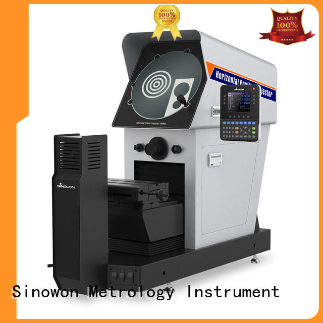 Sinowon reliable profile projector least count from China for industry