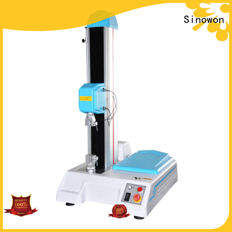 Sinowon material testing machine customized for precision industry
