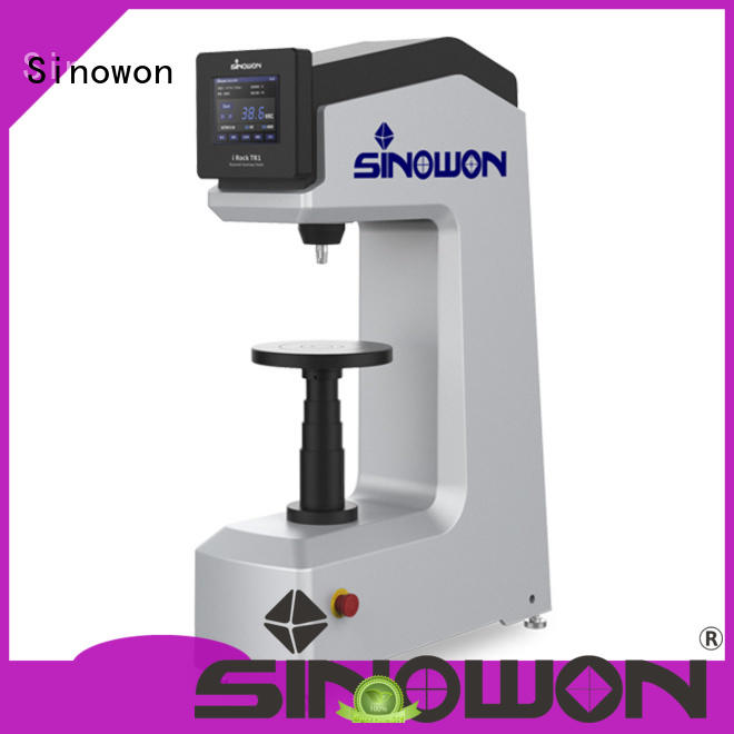 durable rockwell hardness tester from China for small areas