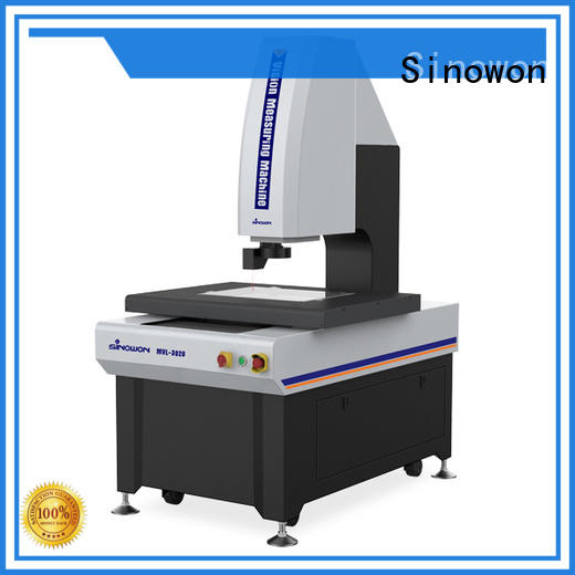 Sinowon vision system for measurement customized for precision industry