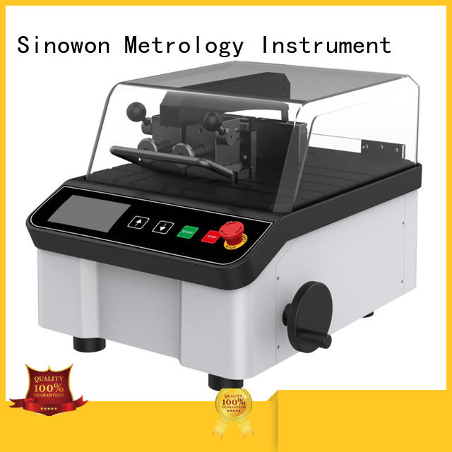 Sinowon precise metallographic polishing with good price for LCD