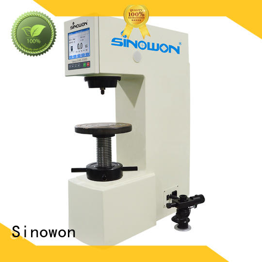Sinowon quality brinell hardness number directly sale for nonferrous metals