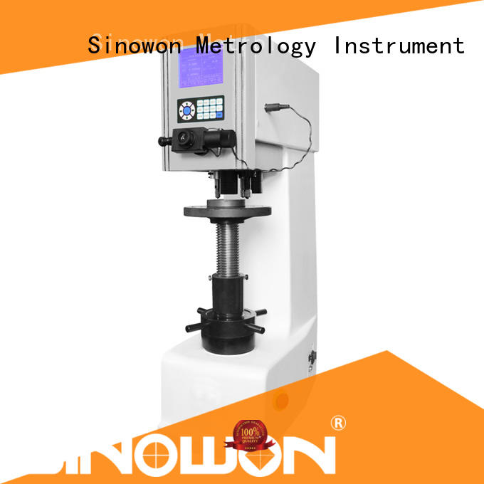 Sinowon hot selling brinell hardness tester for sale series for nonferrous metals